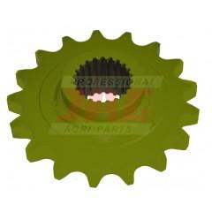 roue dentée fraisée