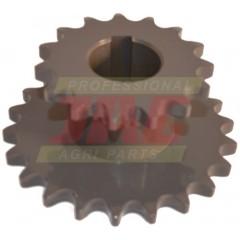 Double roue dentée