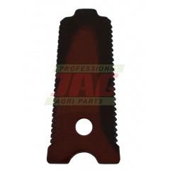 Contre plaque de doigt 206280M1.41 Massey Ferguson
