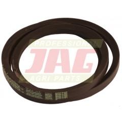 Courroie Trapézoidale B60 Gates Delta Classic (17x1520Li/1560Ld) 603341.26 Claas
