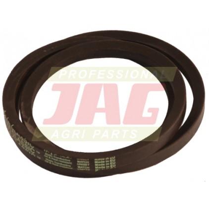 Courroie Trapézoidale B60 GATES DELTA CLAASIC (17x1520Li/1560Ld)