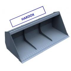 GODET UNIVERSEL HARDOX 1.2, 1.5, 1.8, 2.0, 2.2, 2.4