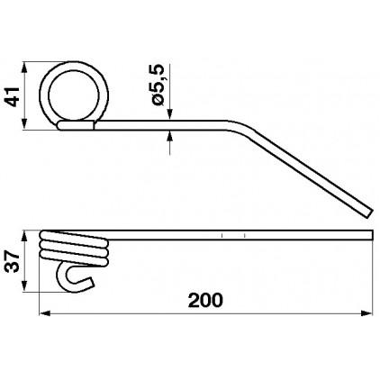 Dent Rabatteur
